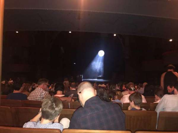 Princess Theatre (Melbourne), section: Stalls, row: S, seat: 31