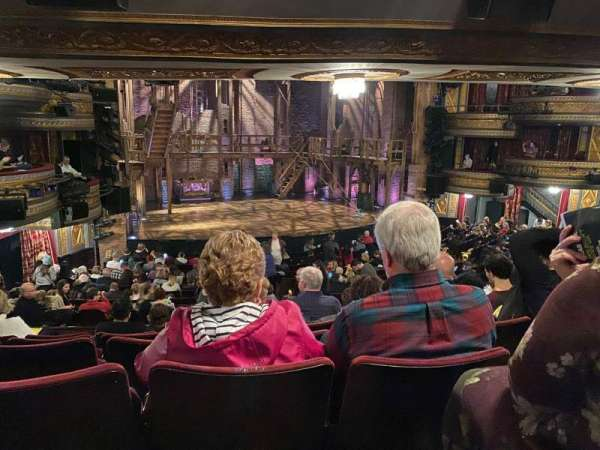 Richard Rodgers Theatre, section: Orchestra L, row: T, seat: 17