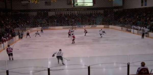 Cheel Arena, section: 16, row: C, seat: 5