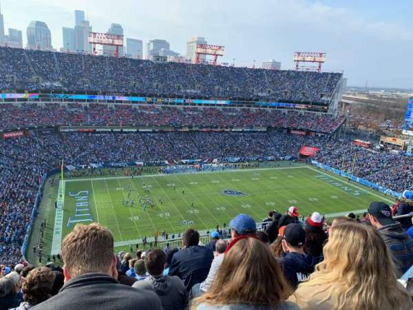 Nissan Stadium, section: 316, row: T, seat: 310