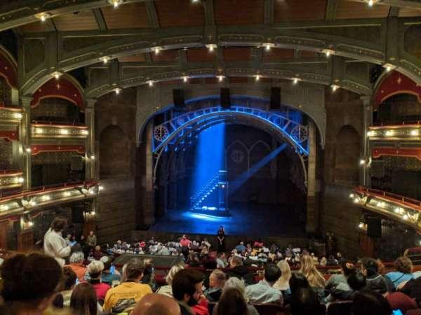 Lyric Theatre, section: Dress Circle C, row: G, seat: 119