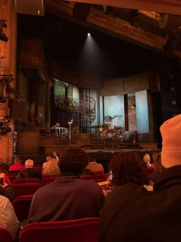 Walter Kerr Theatre, section: Orchestra L, row: M, seat: 11