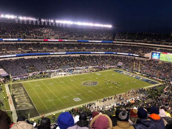Lincoln Financial Field, section: 241, row: 14, seat: 22