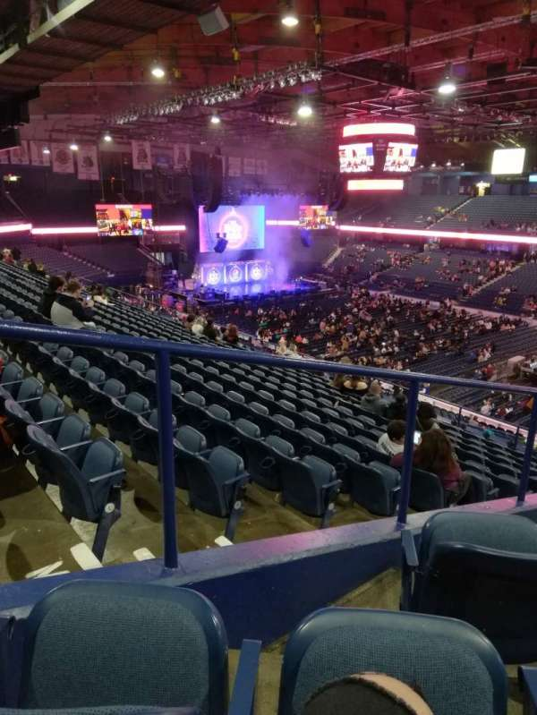 Allstate Arena, section: 216, row: L, seat: 62