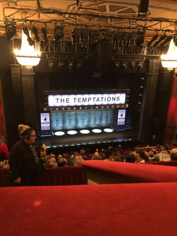 Imperial Theatre, section: Rear Mezzanine 4, row: C, seat: 1-2