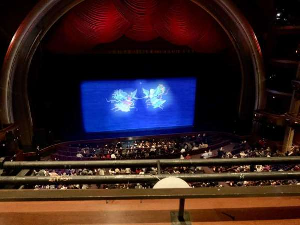 Dolby Theatre, section: Mezzanine 2C, row: A, seat: 20