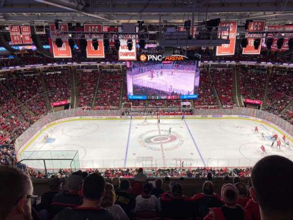 PNC Arena, section: 324, row: J, seat: 22