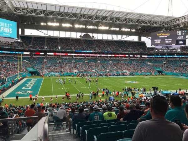 Hard Rock Stadium, section: 249, row: 9, seat: 20