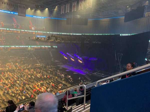 Capital One Arena, section: 214, row: J, seat: 11