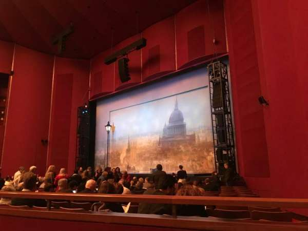 The Kennedy Center Opera House, section: Orchestra R, row: R, seat: 26