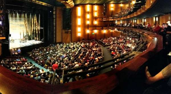 The Kennedy Center Eisenhower Theater, section: Box, row: 7, seat: 8