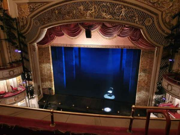 Cort Theatre, section: Balcony C, row: C, seat: 114