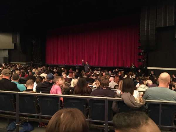 Hulu Theater at Madison Square Garden, section: 204, row: BB, seat: 8