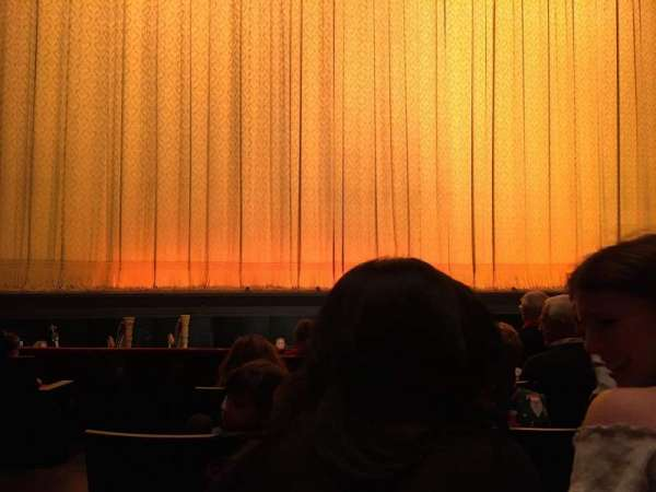 David H. Koch Theater, section: Orchestra, row: E, seat: 102