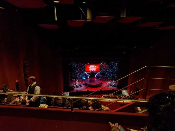 San Diego Civic Theatre, section: Rbclc, row: W, seat: 19