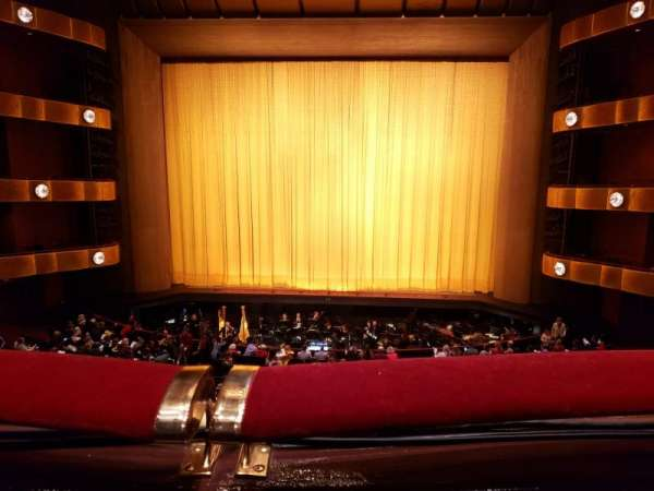 David H. Koch Theater, section: 2nd Ring, row: A, seat: 113