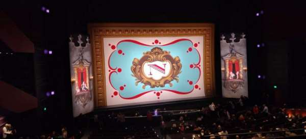 McCaw Hall, section: Dress Circle 25, row: D, seat: 2