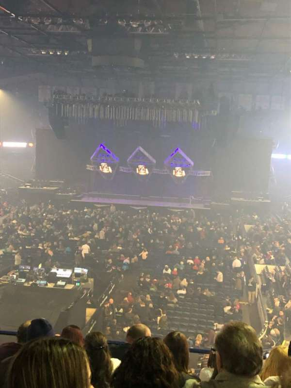 Allstate Arena, section: 214, row: G, seat: 15-16