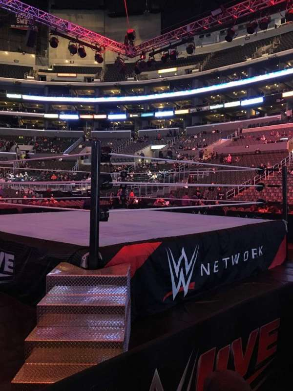 Staples Center, section: FL7, row: 2, seat: 8