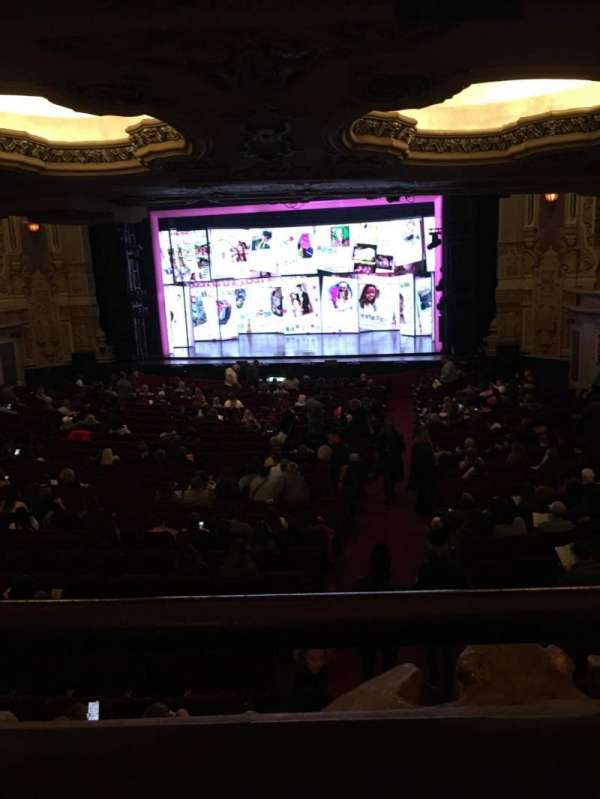 James M. Nederlander Theatre, section: Dress Circle RC, row: A, seat: 226