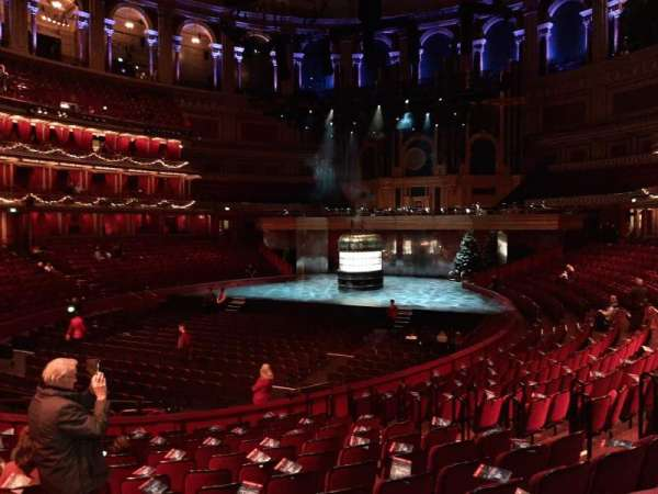 Royal Albert Hall, section: Loggia 23