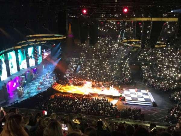 Ziggo Dome, section: 213, row: 7, seat: 418