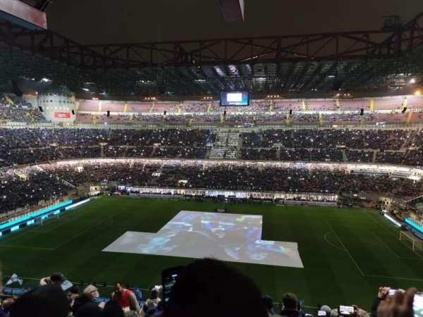 Stadio Giuseppe Meazza, section: 267, row: 17, seat: 28