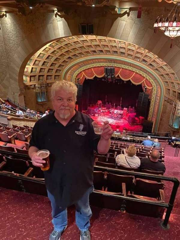 Florida Theatre, section: B200