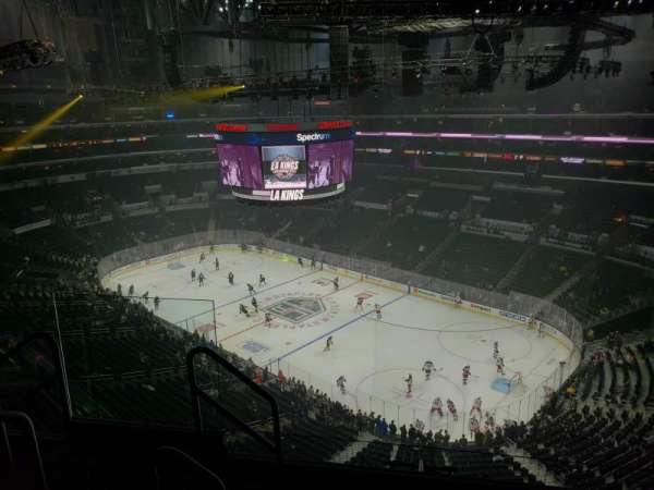 Staples Center, section: 331, row: 5, seat: 10
