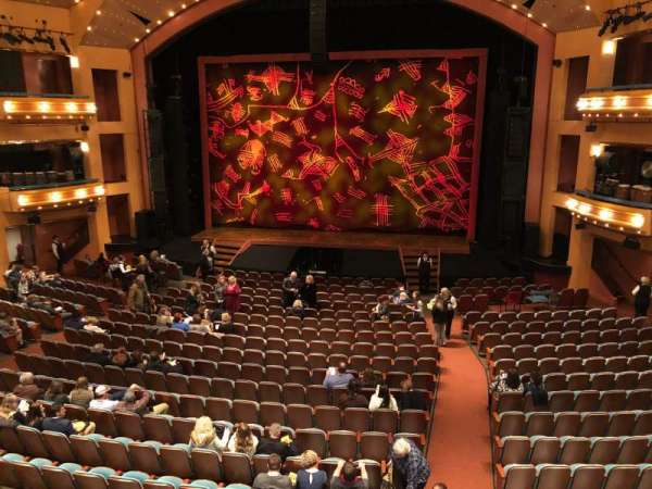 Procter And Gamble Hall at the Aronoff Center, section: LFC, row: A, seat: 143