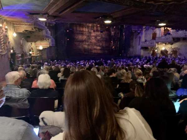 Majestic Theatre - San Antonio, section: Orchestra L, row: EE, seat: 27