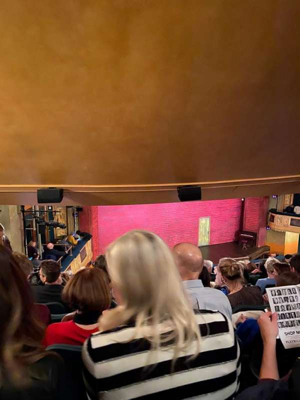 Shubert Theatre, section: Mezzanine L, row: K, seat: 21