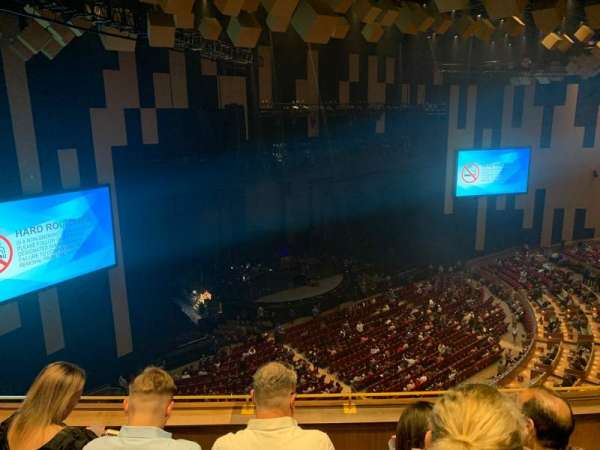 Hard Rock Live At Seminole Hard Rock, section: 306, row: C, seat: 5