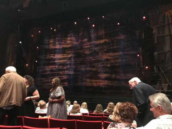 San Diego Civic Theatre, section: Orchestra, row: F, seat: 24