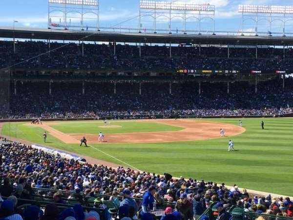Wrigley Field, section: 232, row: 12, seat: 16