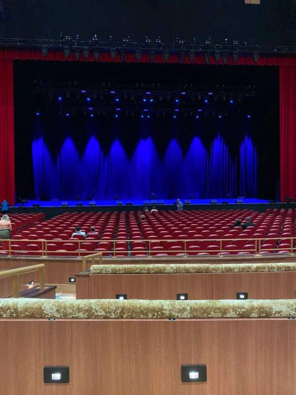 Hard Rock Live at Seminole Hard Rock, section: 108, row: F, seat: 9