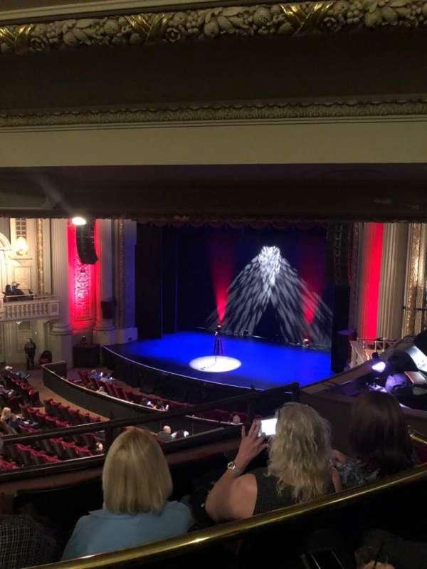 Majestic Theatre - Dallas, section: Box L, row: D, seat: 2