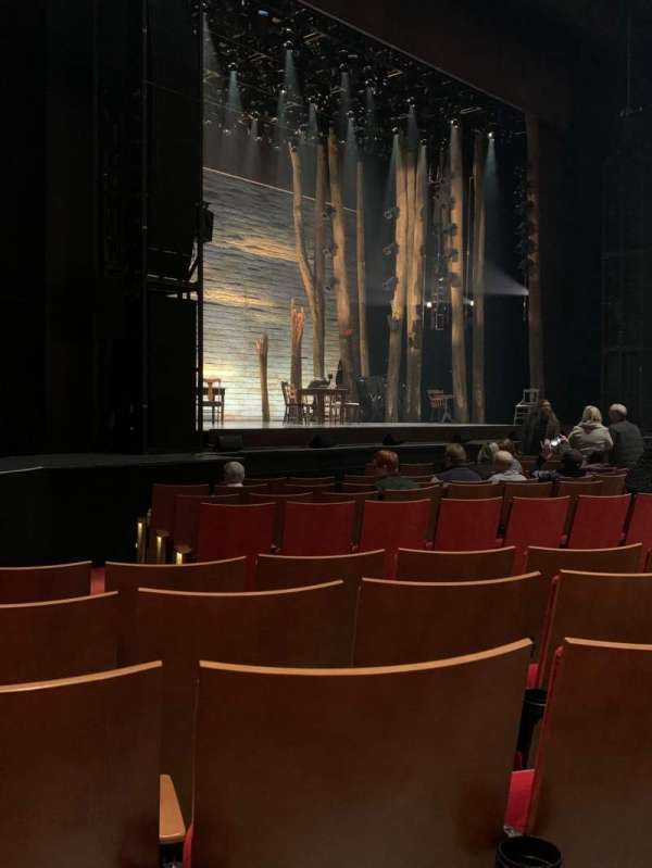 Durham Performing Arts Center, section: Orchestra 2, row: K, seat: 314