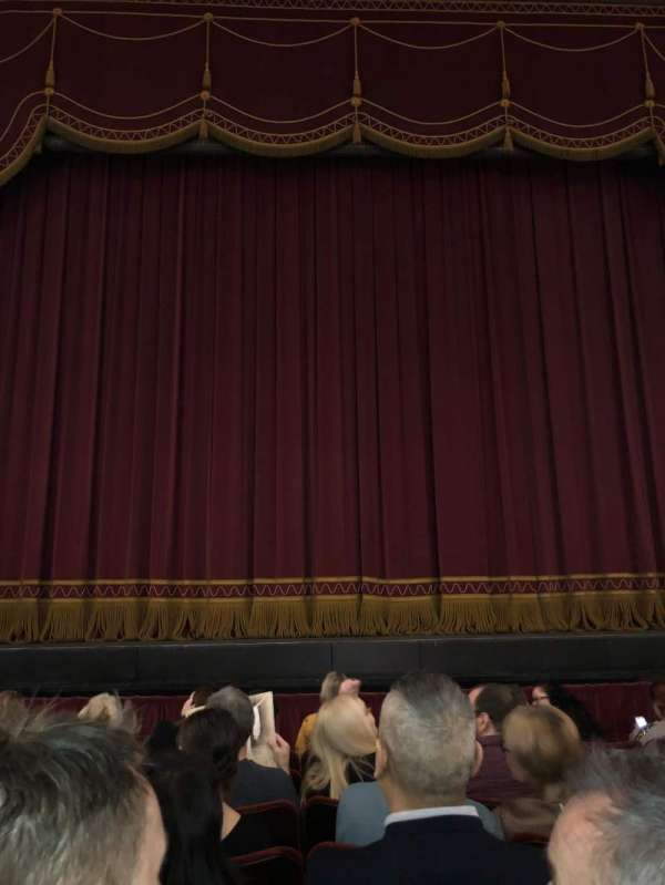 Palace Theatre (Manchester), section: Stalls, row: G, seat: 26