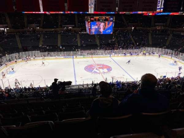 Nassau Veterans Memorial Coliseum, section: 224, row: 11, seat: 8