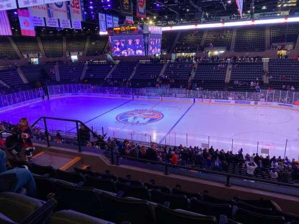 Nassau Veterans Memorial Coliseum, section: 221, row: 5, seat: 9