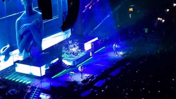 American Airlines Center, section: 326, row: A, seat: 15