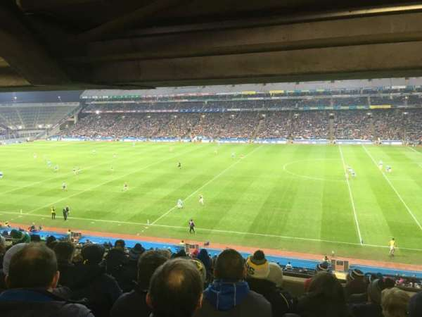 Croke Park, section: 528, row: K, seat: 14