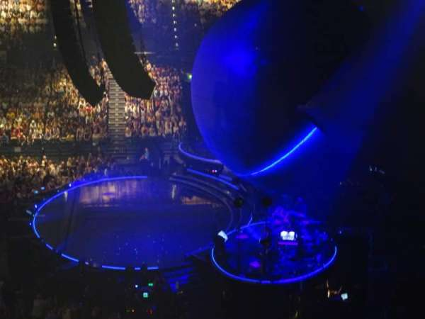 Arena Birmingham, section: 1 Upper, row: NN, seat: 23