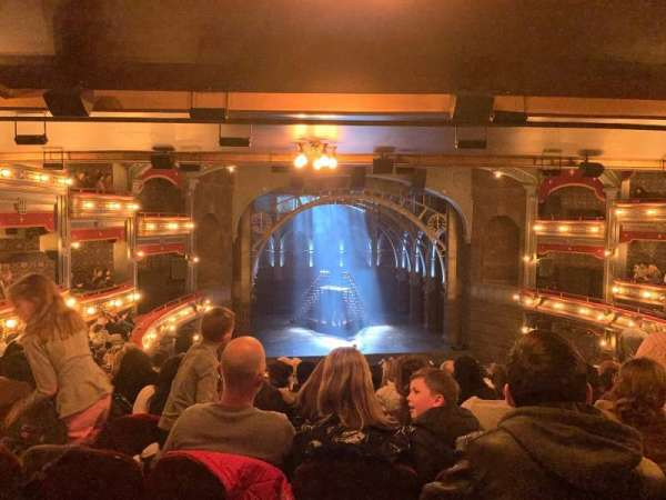 Lyric Theatre, section: Dress Circle C, row: L, seat: 104