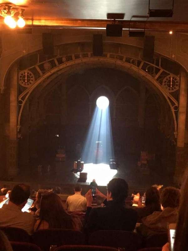 Lyric Theatre, section: Dress Circle C, row: L, seat: 117-118