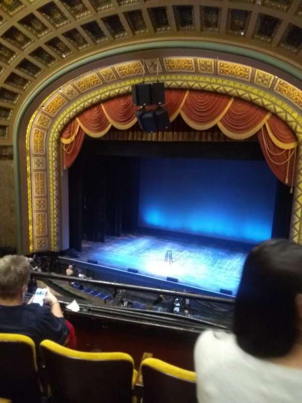 Florida Theatre, section: L200, row: C, seat: 4