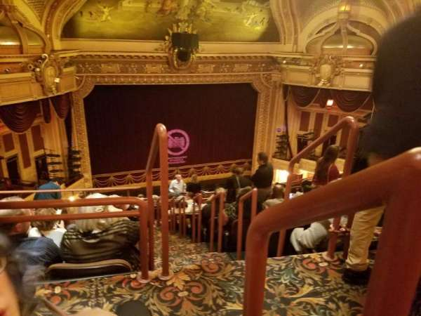 Hippodrome Theatre, section: Left Upper Balcony, row: N, seat: 201