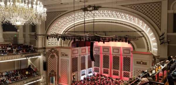 Cincinnati Music Hall, section: Gallery 5, row: F, seat: 515