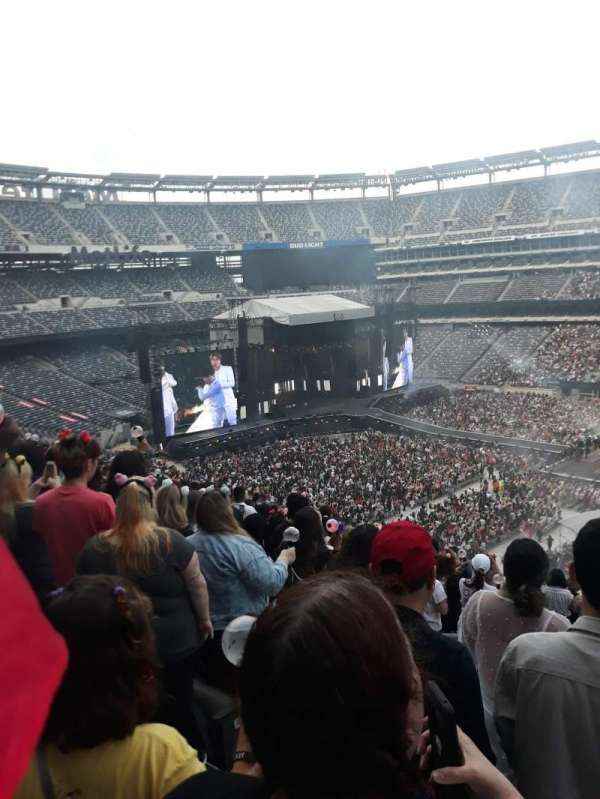 MetLife Stadium, section: 235, row: 12, seat: 22